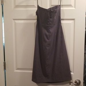 3B Dresses - Strapless 3B Cotton Dress